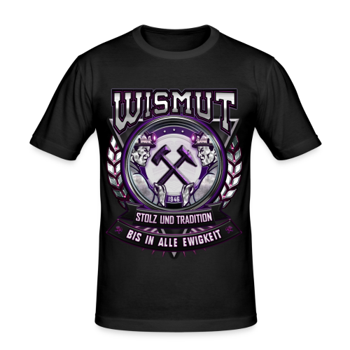 Stolz und Tradition - Männer Slim Fit T-Shirt