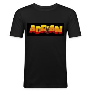 BESTSELGERE:) - Slim Fit T-skjorte for menn