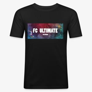 FC Ultimate, Peetholm - Herre Slim Fit T-Shirt