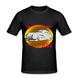 RIDEBOSS - slim fit T-shirt