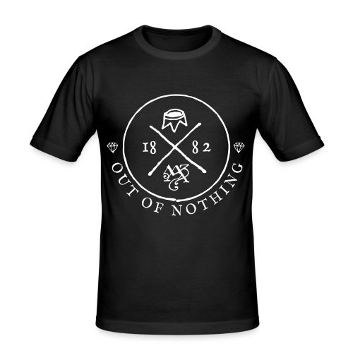 Out Of Nothing - Men's Slim Fit T-Shirt