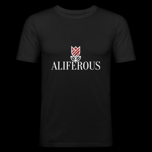 Aliferous - Men's Slim Fit T-Shirt