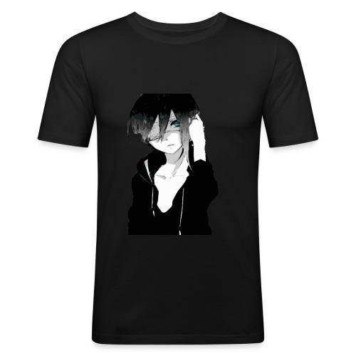 InsideNightcore - Männer Slim Fit T-Shirt