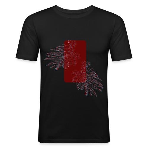 Illusion tropicale - T-shirt près du corps Homme