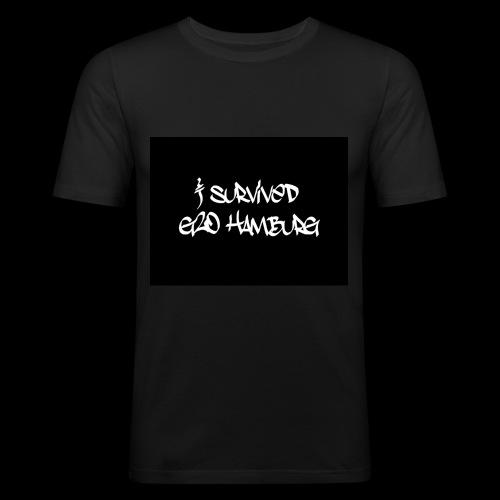 Survived - Männer Slim Fit T-Shirt