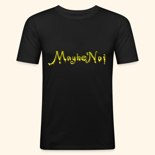 Zombie Design - Männer Slim Fit T-Shirt