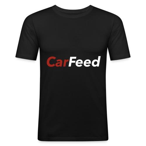 CarFeed - Men's Slim Fit T-Shirt