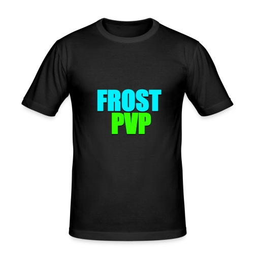 FrostPvP - Slim Fit T-skjorte for menn