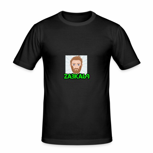 Tee Shirt Homme Zabka69 - T-shirt près du corps Homme