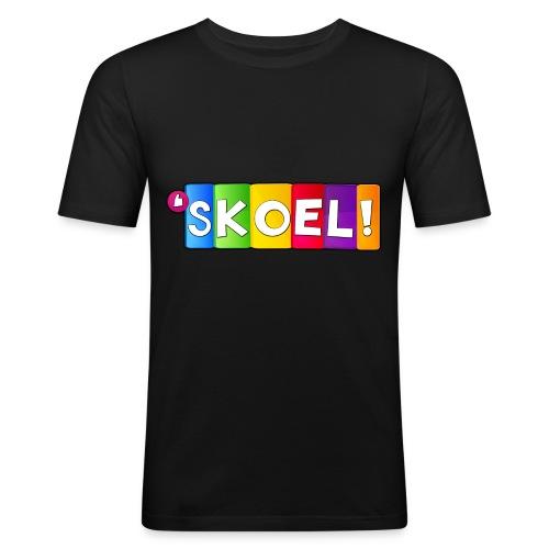 SKOEL merchandise - slim fit T-shirt