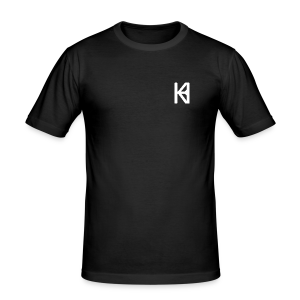 KH White - Männer Slim Fit T-Shirt