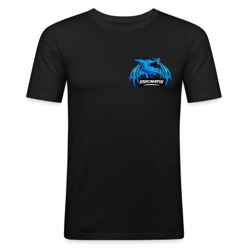ENIGMATIK - T-shirt près du corps Homme