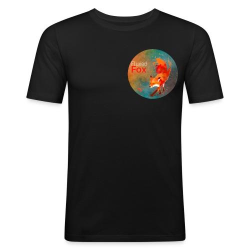 Fluxedfox - Men's Slim Fit T-Shirt