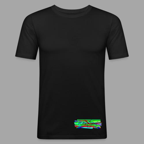 Western Mental - Men's Slim Fit T-Shirt