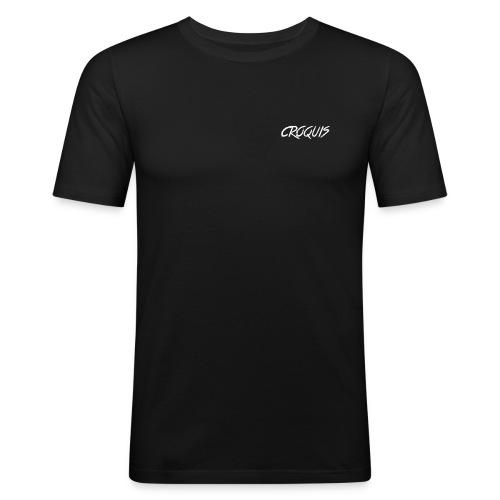 croquis clothing - Men's Slim Fit T-Shirt