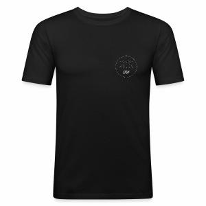 Households logo - Slim Fit T-shirt herr
