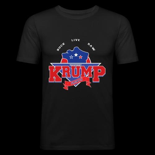 MVT KRUMP FRENXH ORIGINAL - T-shirt près du corps Homme