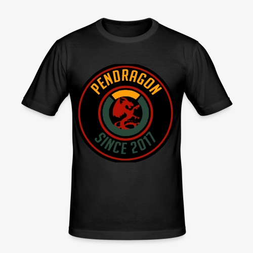 Pendragon - T-shirt près du corps Homme