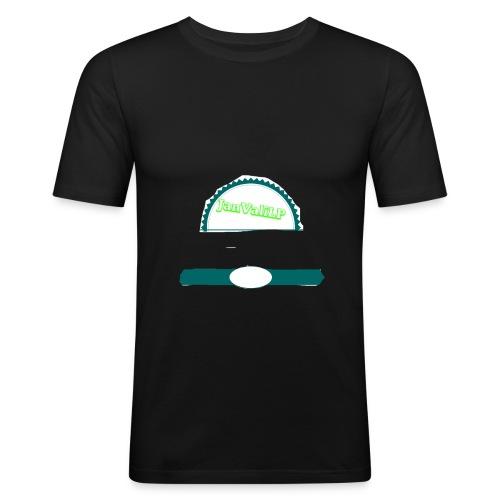 JanValiFresheDinge - Männer Slim Fit T-Shirt