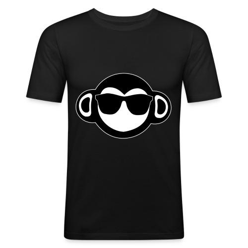 Get scimmia - Maglietta aderente da uomo