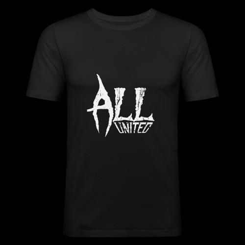 All United Asso - T-shirt près du corps Homme