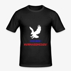 Khabib Nurmagomedov - Camiseta ajustada hombre