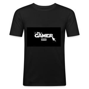Gamer - Men's Slim Fit T-Shirt