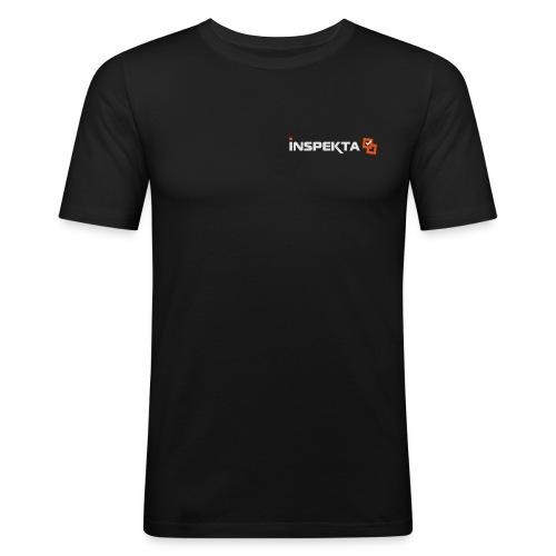 INSPEKTA negativ v2 - Slim Fit T-skjorte for menn