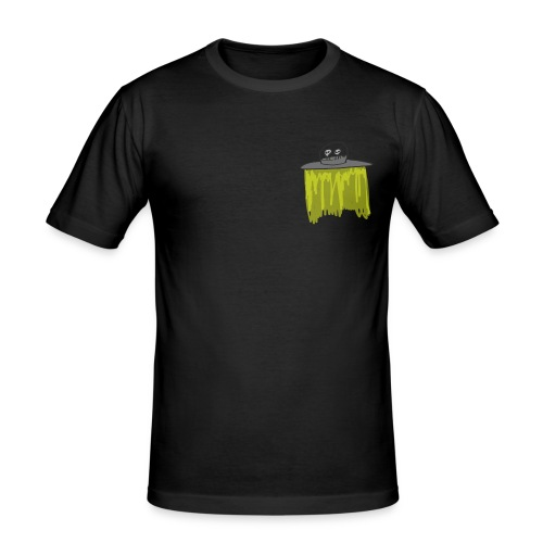 SPACESHIP - Men's Slim Fit T-Shirt