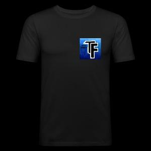 todd friday logo - Men's Slim Fit T-Shirt