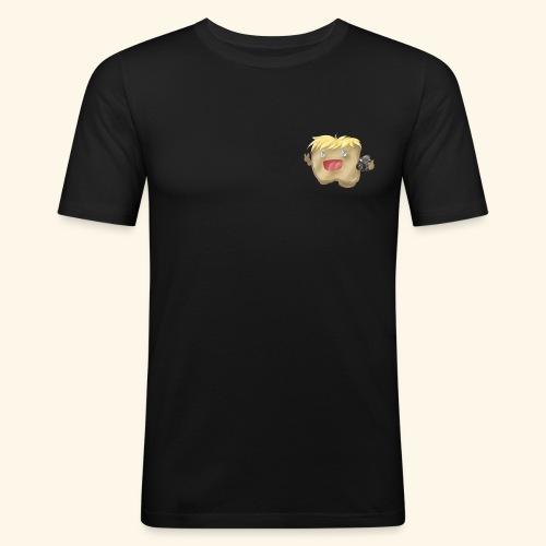 Toast TV Classic Merch - Männer Slim Fit T-Shirt