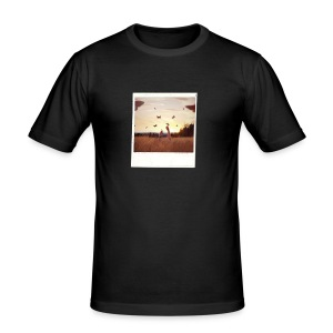 POLAROID 3 - Men's Slim Fit T-Shirt