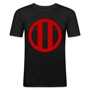 lycoslogo - Camiseta ajustada hombre