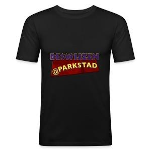 Deswijzen@Parkstad - slim fit T-shirt