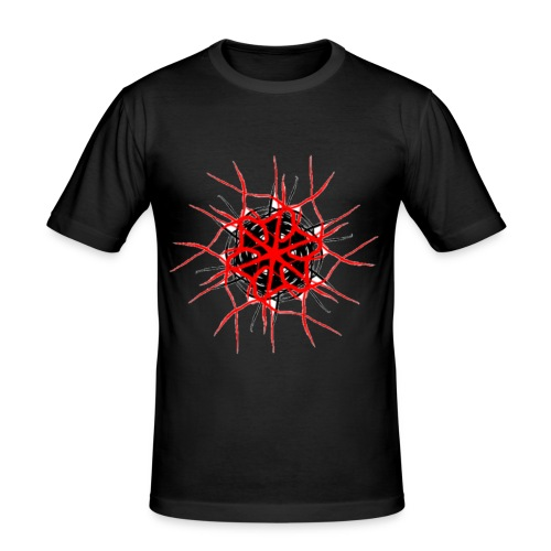 Firefray - Männer Slim Fit T-Shirt