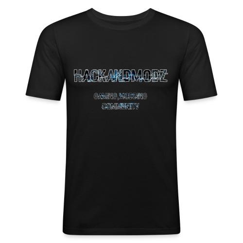 HackandModz--Goodies - T-shirt près du corps Homme