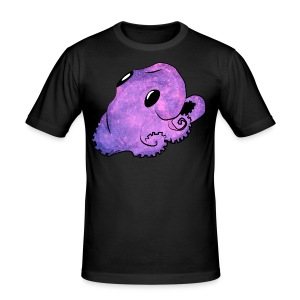 Kawaii octopus - Men's Slim Fit T-Shirt