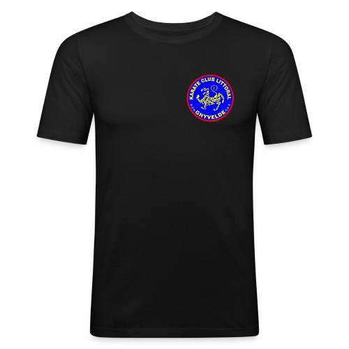 Karaté Littoral Ghyvelde - T-shirt près du corps Homme