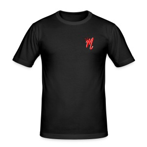 ItzManzey Tops/Hoodies - Men's Slim Fit T-Shirt