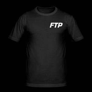 FTP - Slim Fit T-shirt herr