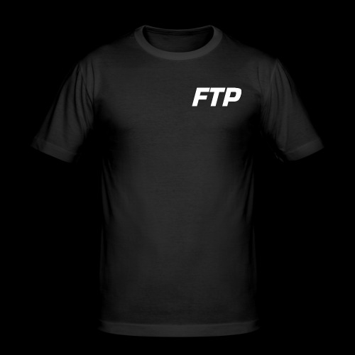 FTP - Slim Fit T-shirt herr