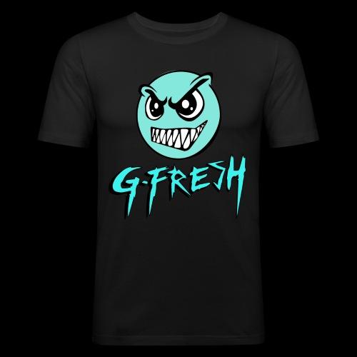 G-Fresh logo - slim fit T-shirt