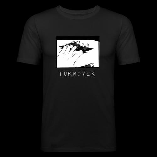 Turnover - Männer Slim Fit T-Shirt