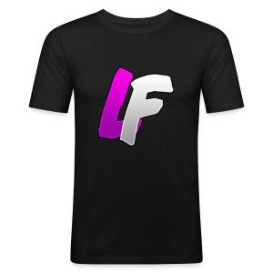 youtube logo - Tee shirt près du corps Homme