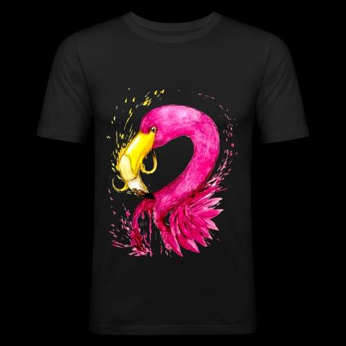 Banaflimmgo - Männer Slim Fit T-Shirt