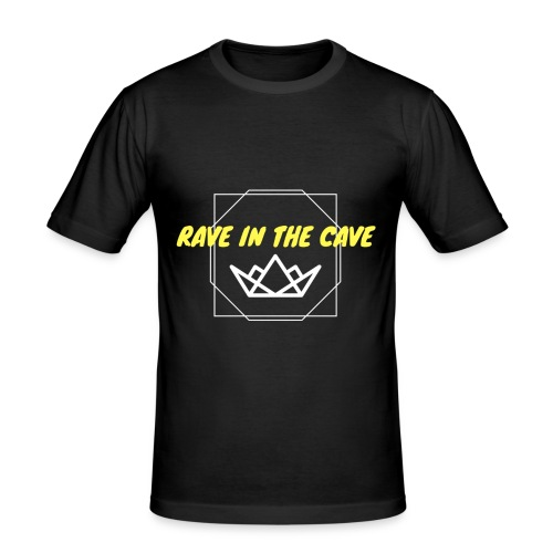 Rave In The Cave - Men's Slim Fit T-Shirt
