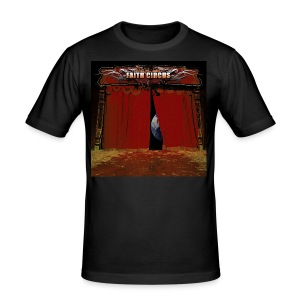 FAITH CIRCUS 2010 Re-Mix Cover - Men's Slim Fit T-Shirt