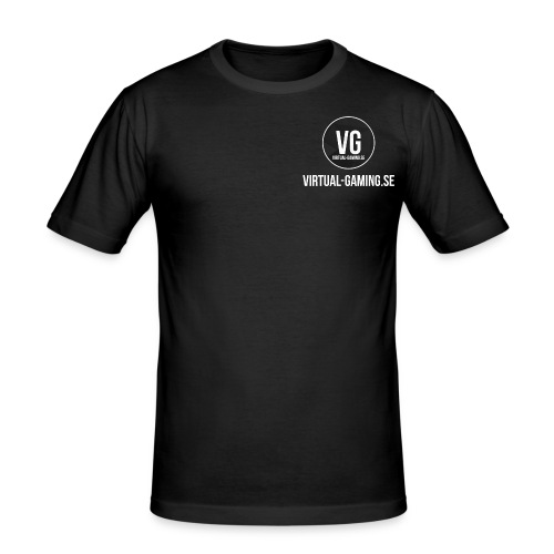 Virtual-Gaming - Slim Fit T-shirt herr