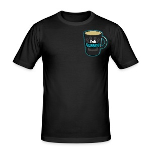 Channel Emote - Men's Slim Fit T-Shirt