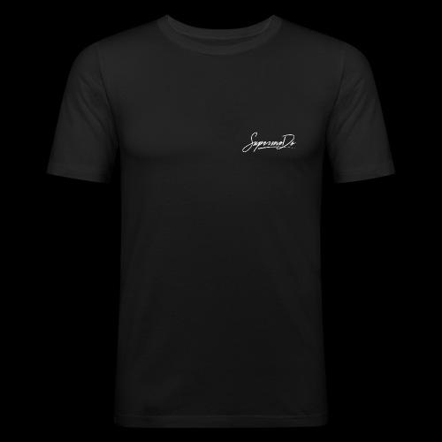 Supermoto - Männer Slim Fit T-Shirt